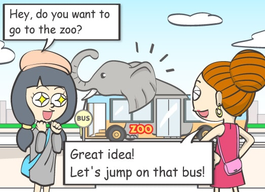 Hey, do you want to go to the zoo?